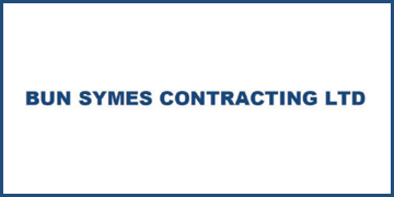 Logo for BUN SYMES CONTRACTING LIMITED