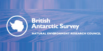 Logo for British Antarctic Survey