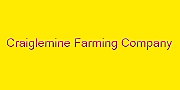 Logo for Craiglemine Farming Company